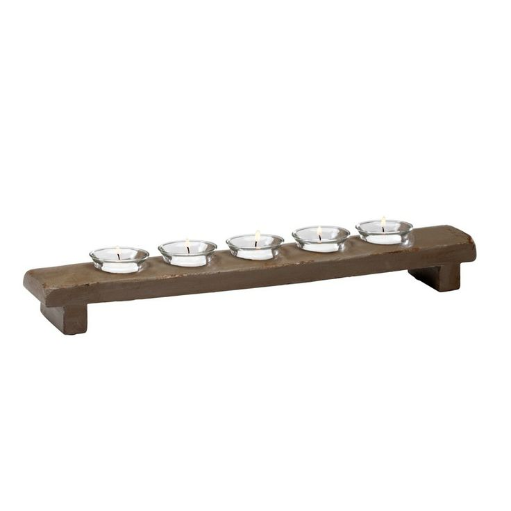 Cyan Design // Southwestern Candleholder