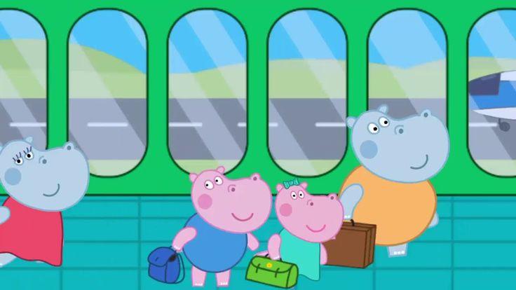 Пеппа - Пеппа летит отдыхать
