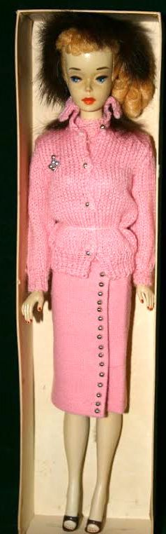 MORE AMAZING SAMPLES - Barbie, Fashion Icon of the 60's