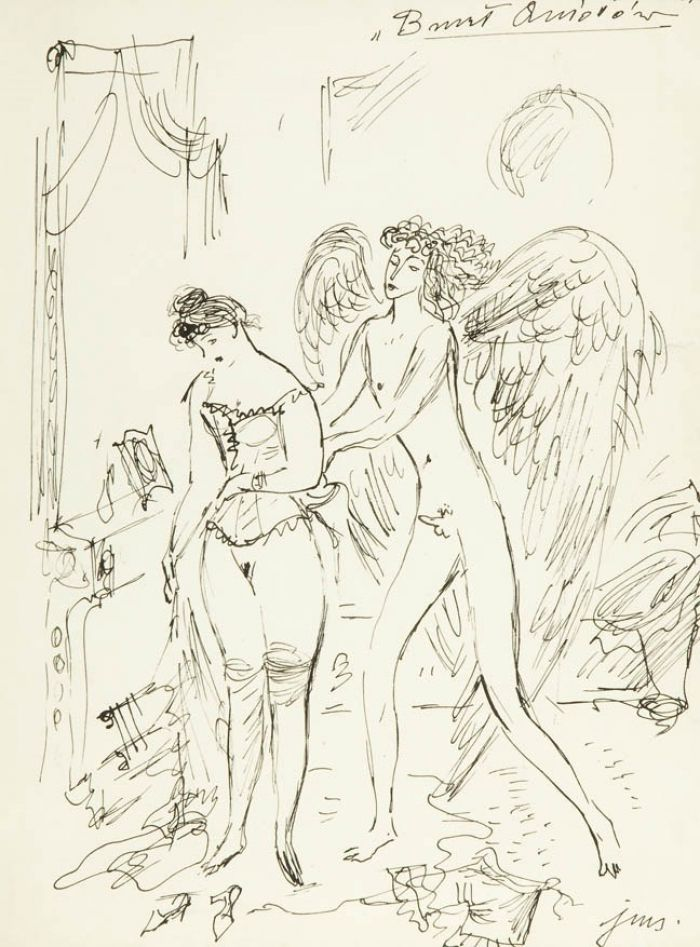 Jan Marcin Szancer - Bunt aniołów