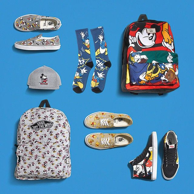 """""""#DisneyAndVans collaboration releasing on June 5th. Are you a fan?  #stylenemesis"""" Photo taken by @stylenemesis on Instagram, pinned via the InstaPin iOS App! http://www.instapinapp.com (05/29/2015)"""