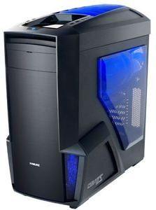 BrandStar Компьютер BrandStar Игровой 1306423-003. Intel Core™ i7-6800K. Intel X99 ATX. DDR4 16GB PC-17000 2133MHz. 480GB Ssd + 2TB. Amd Rx 480 8Gb. DVD±RW. Sound Hda 7.1. Zalman Z11 Neo Atx 700W. Без операционной системы (системный блок для игр)