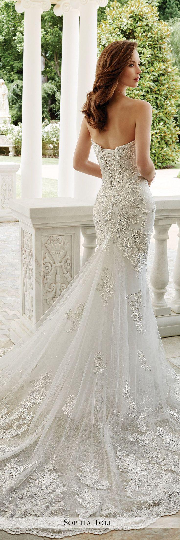 518 best Hochzeitskleider images on Pinterest | Ball gown, Bridal ...