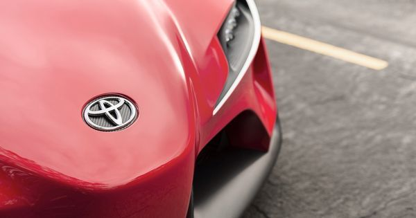 Toyota FT 1 (Toyota Supra MKV) Rear Quarter | Badass Cars! | Pinterest |  Toyota Supra, Toyota And Cars
