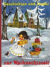 Geschichten und Lieder zur Weihnachtszeit - Felicitas Kuhn - Pestalozzi 1992
