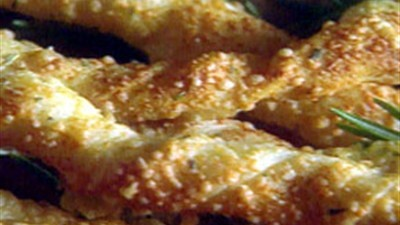 Cheese and Rosemary Breadsticks | Recipe | Cheese and Recipe