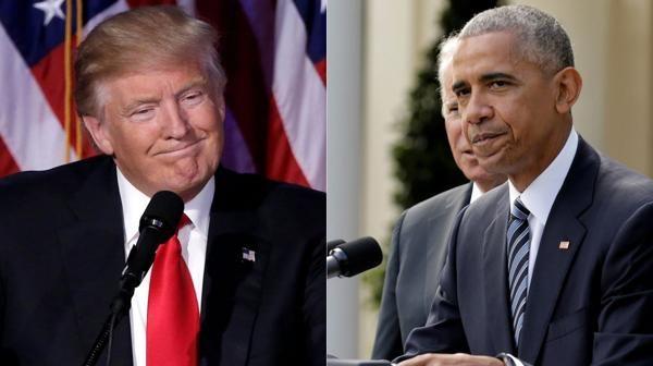Donald Trump en la Casa Blanca: comenzó la primera reunión de transición con Barack Obama - http://diariojudio.com/noticias/donald-trump-en-la-casa-blanca-comenzo-la-primera-reunion-de-transicion-con-barack-obama/219683/