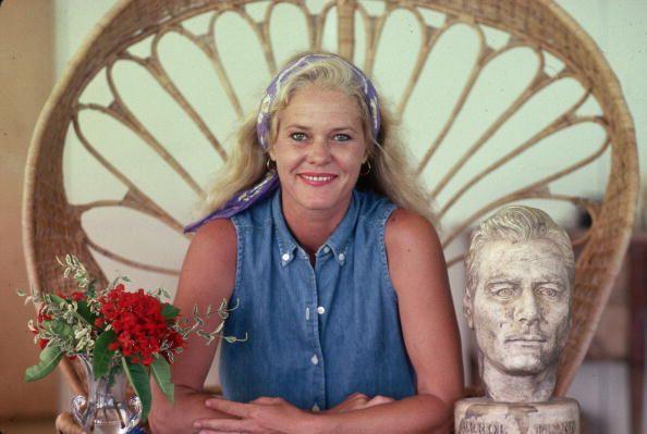 arnella roma flynn 19531998 daughter of patrice