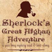Ravelry: Sherlock's Great Afghan Adventure - Mystery KAL pattern by Susan Woodley