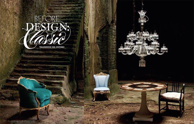 Risultati immagini per before design classic