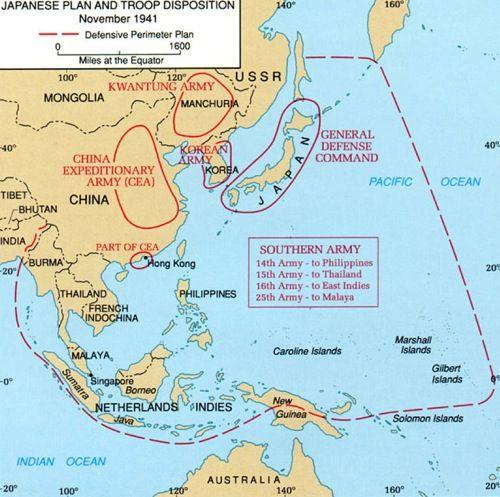 24 best World War 2 Famous Island Battles images on Pinterest - copy map japan world war 2