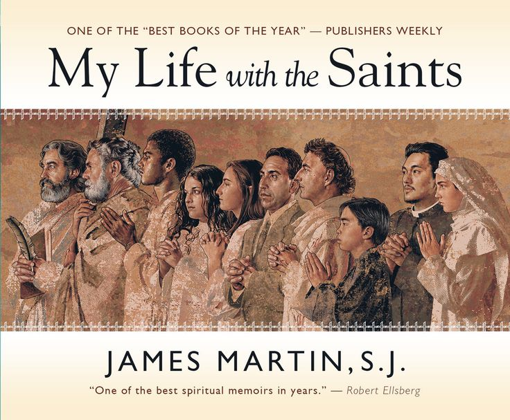 my life with the saints One of publishers weekly's best books of the year winner of the christopher award winner of the catholic press association book award witty, wryly honest, and always original, my life with the saints is james martin's story of how his life has been shaped by some surprising friends - the saints of the catholic church.