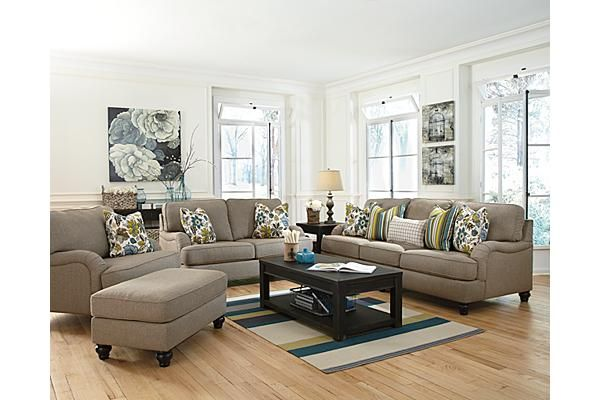 The Hariston - Shitake Sofa from Ashley Furniture HomeStore (AFHS.com ...