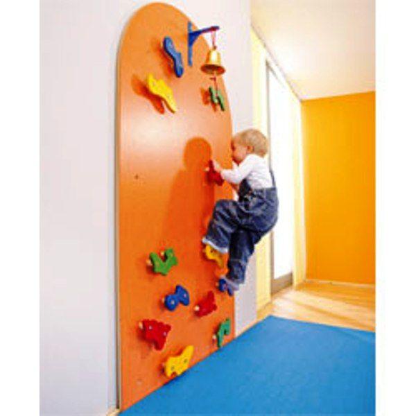 Специальная стена для скалолазания для малышей Wehrfritz 474891