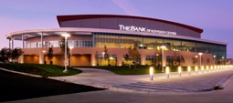 The Bank of Kentucky Center on the Northern Kentucky University Campus - Highland Heights, KY