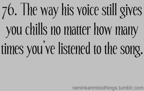 Ramin Karimloo - And I could listen to it over and over and over.....well you get the idea