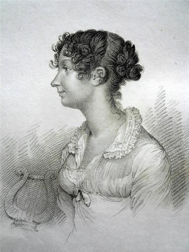 1816 Regency Actress Miss Nash of Bath Theatre Fine Portrait | eBay