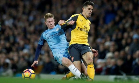 """Gabriel Paulista says that Arsenal must cut out """"basic mistakes"""""""