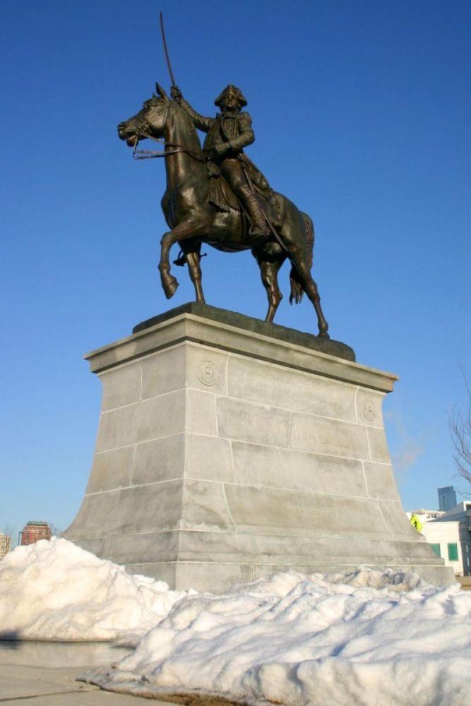 kosciuszko tadeusz   Tadeusz Kościuszko będzie miał swój park w Ohio - Histmag.org