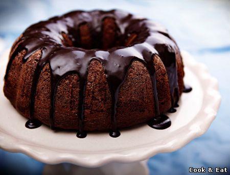 Шоколадный кекс - Выпечка - Cook and Eat