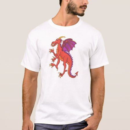 Dragon T-Shirt - tap, personalize, buy right now!