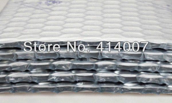 Завод оптовой чистая алюминиевая фольга пузыря утеплитель, изоляция пузыря строительный материал изоляции