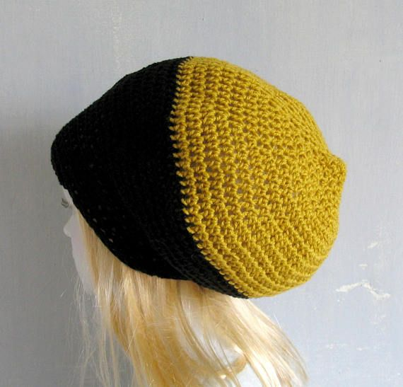 Knitted Dreadlock HatChunky Beanie Large Beanie Oversized