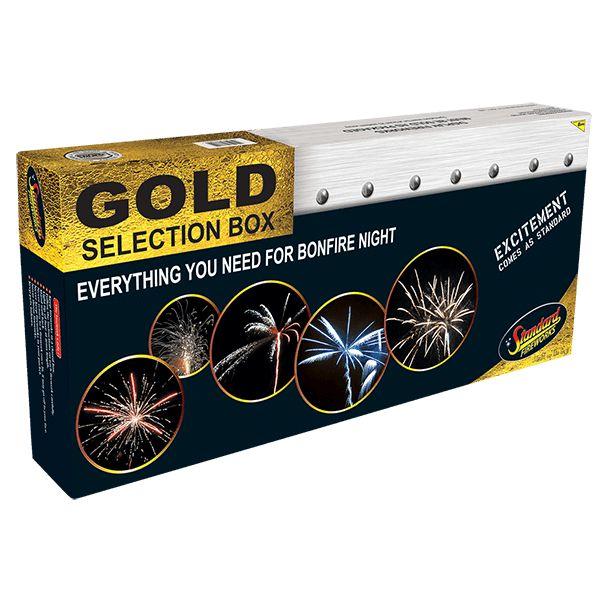 Standard - Gold Selection Firework Box (29 SET) in 2020 ...