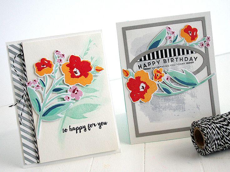 16 best PTI-You\'ve Been Framed images on Pinterest   Handmade cards ...