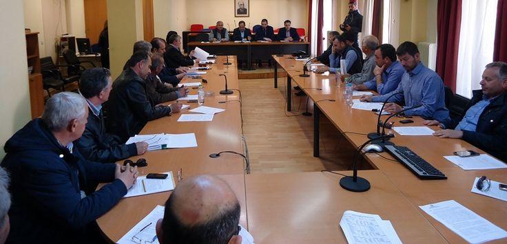 Ευρεία σύσκεψη εκπροσώπων φορέων της Καρδίτσας για την φετινή αρδευτική περίοδο με συμμετοχή του Δήμου Δομοκού. - neomonastirinews