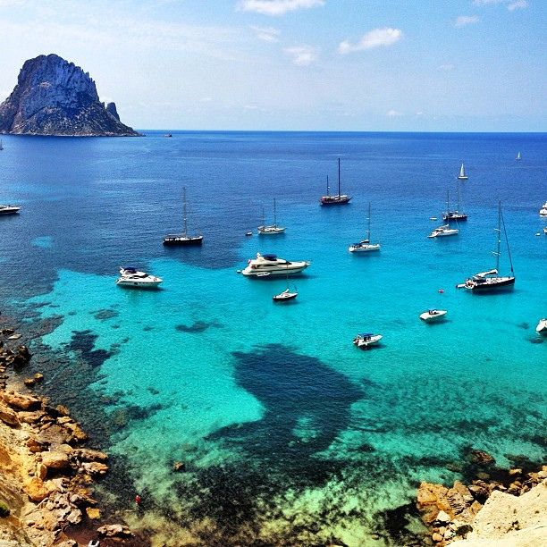 Gorgeous view at Cala D'Hort