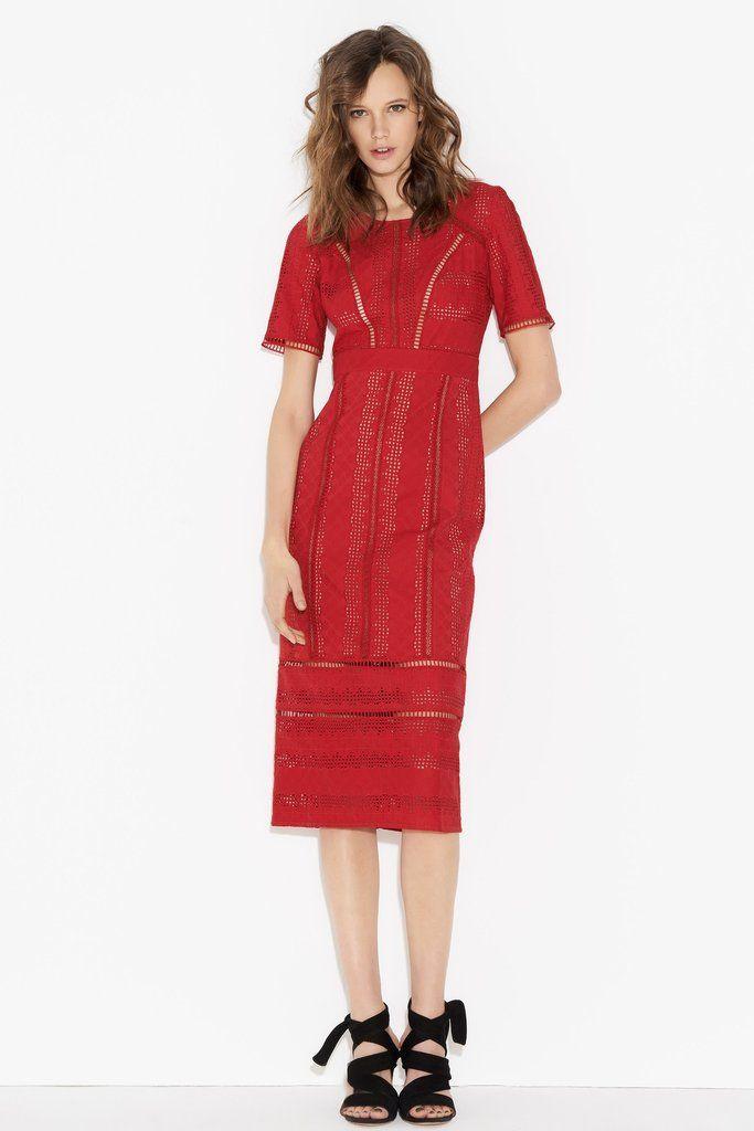 Ba&sh Gareth Tomette Dress