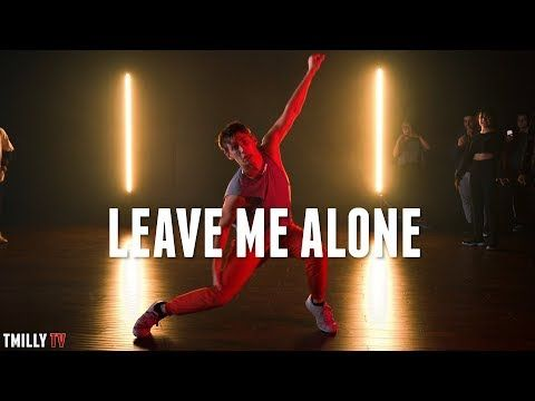 Flipp Dinero - Leave Me Alone - Dance Choreography by Josh