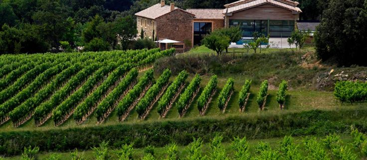Suoraan Provencen sydämestä, Le Mas De so - huvila