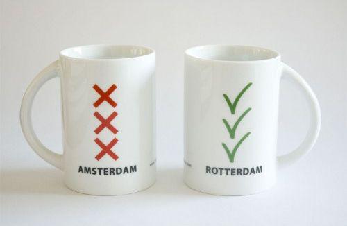 Inspired by the Amsterdam Flag http://indahs.com/2015/08/14/amsterdam-vs-rotterdam/
