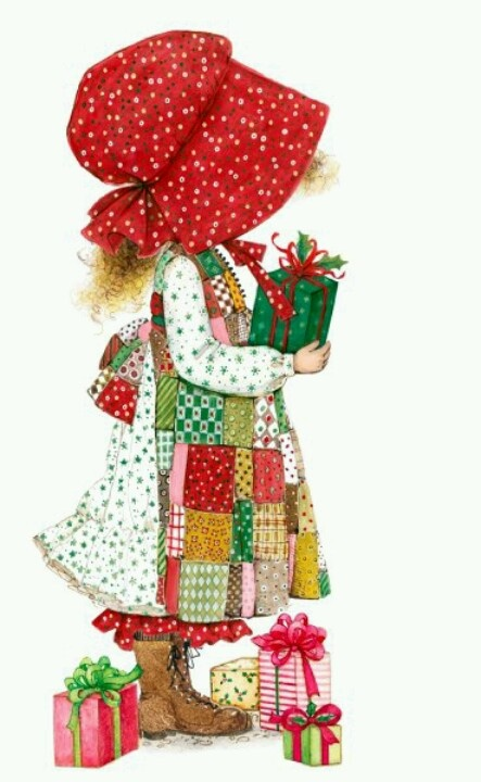 Holly hobbie                                                                                                                                                                                 Plus
