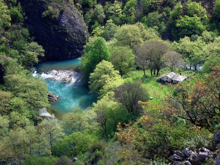 Voidomatis River, Papigo, Greece