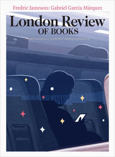 London Review of Books 15 June 2017. Cover: Jon McNaught