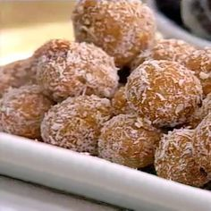 Trufas de dulce de leche - Recetas de Cocina Argentina Fáciles y Para Todos los Gustos.