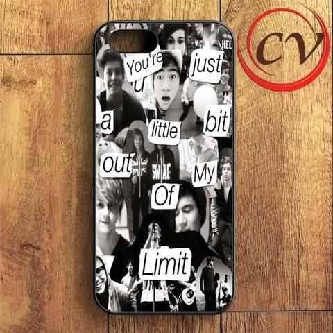 5sos Collage iPhone SE Case