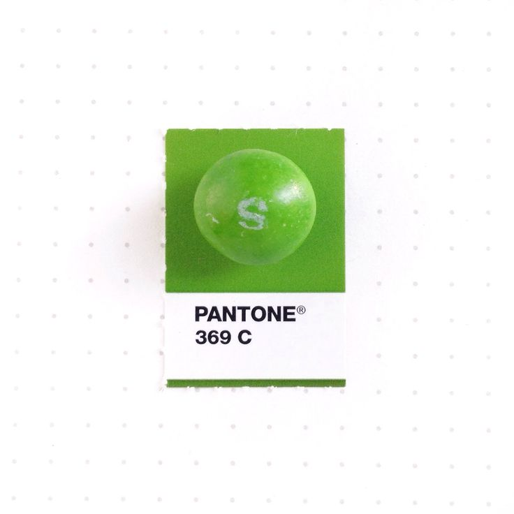 Pantone 369 color match. Green Skittle. To celebrate 5K followers on Instagram! Also, it's my kids' bribe candy of choice at the moment :-)