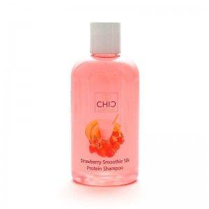 Strawberry Smoothie Silk Protein Shampoo