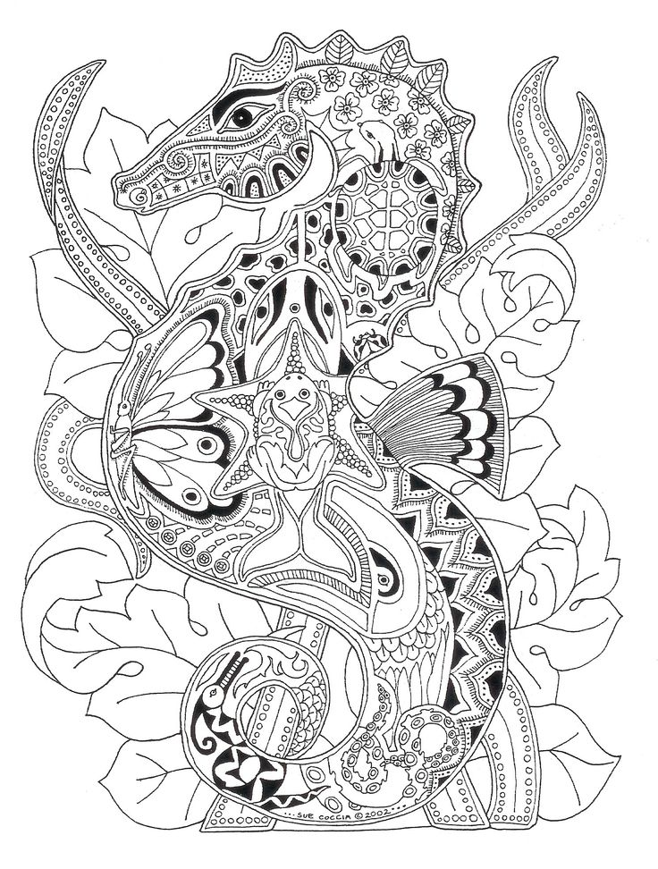 underwater sea coloring pages - 120 best images about icolor underwater on pinterest