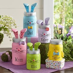 Easter gifts 248 pinterest personalized little bunny easter spirit family figurine negle Images
