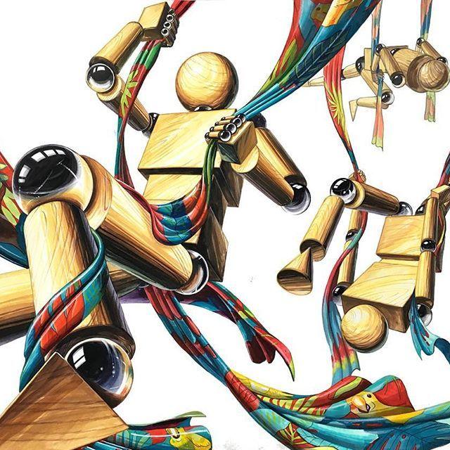 국민대 합격생 재현작#디자인 #입시미술 #미술 #기초디자인 #art #design #미대입시 #그림 #illust #f4f #follow #포항 #나다움 #미술학원#기디#포항나다움#watercolor#재현작#국민대