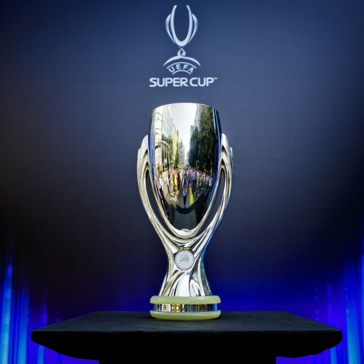 UEFA Super Cup  -- 4th Trophy (European international clubs). Trophy is the same as the 3rd only larger. http://en.wikipedia.org/wiki/UEFA_Super_Cup