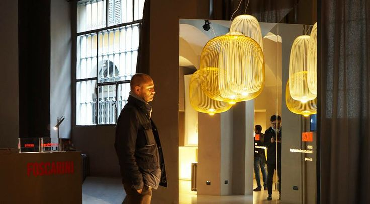 Foscarini unveils a quartet of ingenious lamps inspired by elements ranging from oriental design to the rock-n-roll era