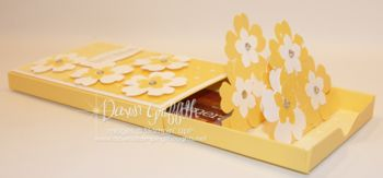 Envelope Punch Board Pop Up Matchbox by Dawn Griffith