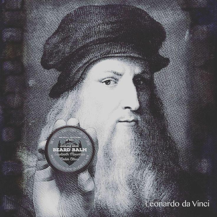 We're not saying Leonardo da Vinci used Average Bros