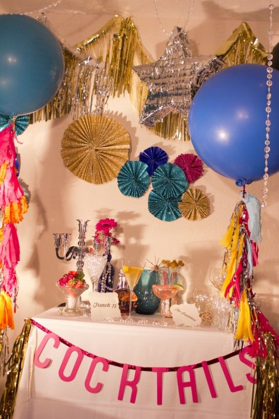 Bachelorette party ideas the perfect party pinterest for Bachelorette party decoration ideas